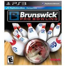 PS3 - Brunswick Pro Bowling (Software per Playstation Move)