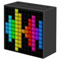 Speaker Audio Portatile Timebox Potenza Totale 5W Bluetooth Colore Nero
