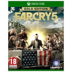 XONE - Far Cry 5 Gold Edition
