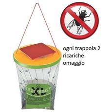 Trappole Biologiche Cattura Mosche Fly Trap Xl Senza Insetticidi