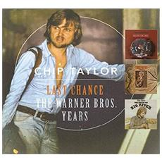 Chip Taylor - Last Chance: The Warner Bros. Years (2 Cd+Dvd)