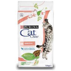 Cibo per gatti Adult Sensitive 1,5 kg