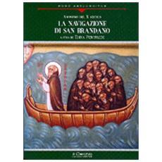 La navigazione di san Brandano. Navigatio Sancti Brendani abbatis