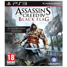 PS3 - Assassin's Creed 4 Black Flag