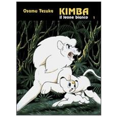 Kimba Il Leone Bianco #01