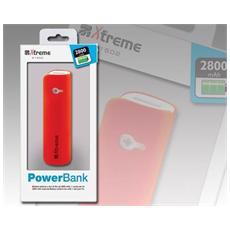 Power Bank 2800 mAh Nero