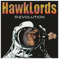 Hawklords - R: evolution