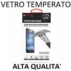 Pellicola Proteggi Display Vetro Temperato 0 - 33mm Per Huawei P8 Lite Alta Qualita' Mocca Blister