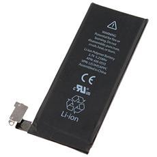 Batteria Per Apple Iphone 4g - 4 G 1420 Mah Sostituisce Originale