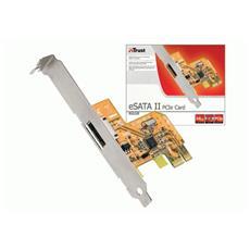 eSATA II PCIe Card IF-3600 scheda di interfaccia e adattatore