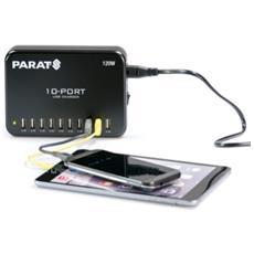 MC10 Multi Charger, Interno, Smartphone, Tablet, AC, Nero, Status, 100 - 240
