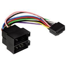 Car Adapter for JVC I to ISO cavo di interfaccia e adattatore