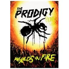 Dvd Prodigy (the) - Live-world's On Fire