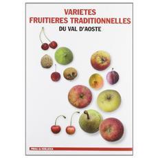 Varietes fruittieres traditionnelles du Val d'Aoste