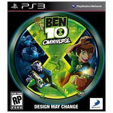 PS3 - Ben 10 Omniverse