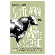Sette anni di vacche sobrie. Come sarà l'Italia del 2020? Sfide e opportunità di crescita per sopravvivere alla crisi. Con e-book