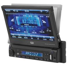 Autoradio Display 7' Touchscreen Bluetooth Mdv 6350 Bt