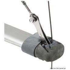 Copricrocette in Pelle Naturale 105-122