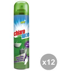 Set 12 Bagno Spray 300 Ml. Detergenti