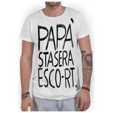 T-shirt Uomo Esco-rt L Bianco