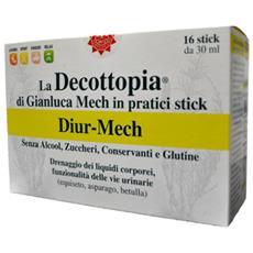 Decopocket Diur-mech 16x30ml Gianluca Mech