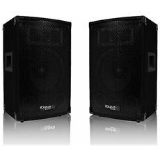 Coppia Di Diffusori 2 X 300 W Sound Ibiza Disco-08