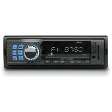 M-199 BT, FM, PLL, LCD, Bianco, Nero, MMC, SD, 140 x 185 x 58 mm