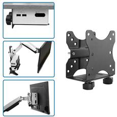 ACCSMNT Monitor stand-mounted CPU holder supporto per CPU