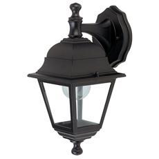 Lanterna da parete in alluminio pressofuso Lampada da esterno E27 20x33 H