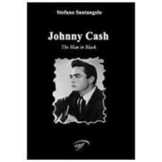 Johnny Cash. The man in black