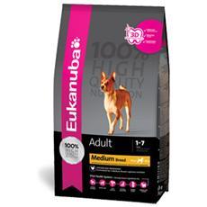 Cibo per cani Adult Taglia Media 12 kg
