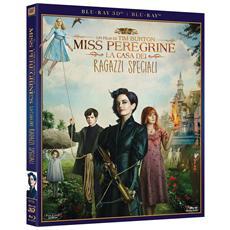 Miss Peregrine - La Casa Dei Ragazzi Speciali (3D) (Blu-Ray 3D+Blu-ray)