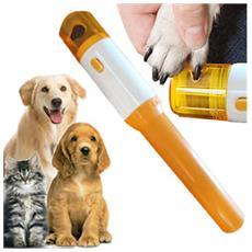 Taglia Unghie Elettrico Per Cani Gatti