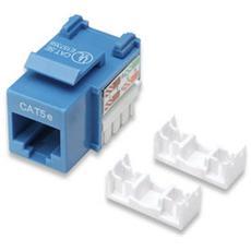 210546, RG45, Blu, Plastica, Cat5e