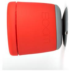 Swimmer, 1.0, 1-via, Senza fili, Bluetooth / USB, Bluetooth, Rosso