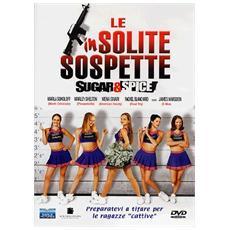 Dvd Insolite Sospette (le)