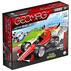 Wheels 25 Pz. Team Speed