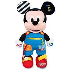 Disney Baby Mickey Prime Abilità
