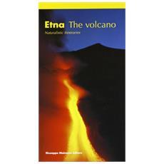 Etna. The volano. Naturalistic itineraries