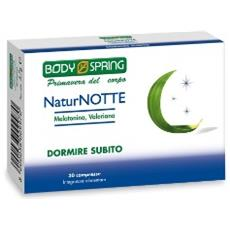Body Spring Natur Notte 30 Compresse Angelini