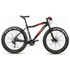 Mountain Bike Montana Fat Bike 26 Deore 2x10v Disc - Forcella Ammortizzata