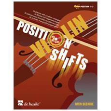 Nico Dezaire - Violin Position Shifts + 2cd - Position 1-3