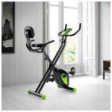 Eco-808 X-top - Bicicletta Magnetica Ripiegabile
