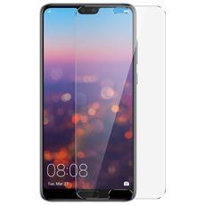 Pellicola Huawei P20 Vetro Temperato 9h Muvit + Applicatore Trasparente