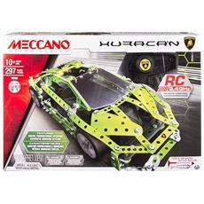 Auto Meccano Lamborghini Huracan con Radiocomando