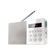 DR10 Orologio Bianco radio