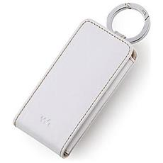 Leather Case for Walkman NW-A800, White, 20g, 47 x 105 x 20 mm