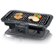 PG 2790 Barbecue Elettrico e Grill Potenza 2500 Watt