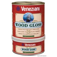 Vernice Wood Gloss trasparente