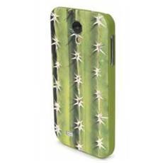 Delikatessen Cover per Galaxy S4 Colore Verde